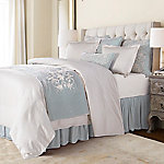 HiEnd Accents Belle 3 pc. Comforter Set Super King, FB1772-SK-OC