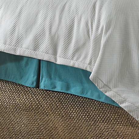 HiEnd Accents Catalina Bedskirt King, FB3930BS-KG-OC