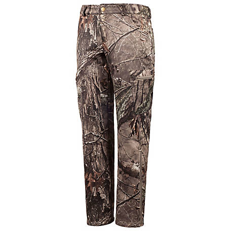 Huntworth Women's Hidd'n Camo Soft Shell Pants, E-966-W-HDN