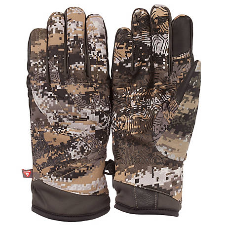 Huntworth Men's Digital Camo Classic Glove E-1206-20DC
