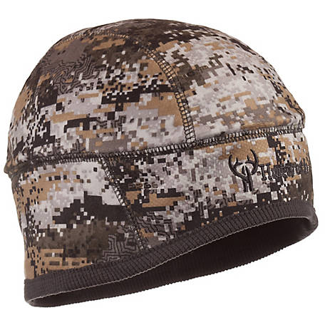 Huntworth Men's Digital Camo Fleece Beanie E-5692-DC