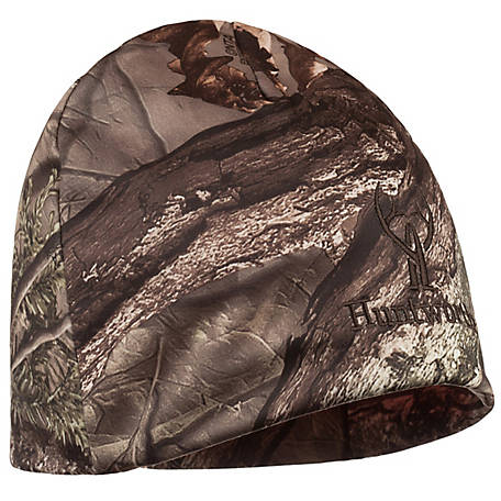 Huntworth Men's Hidden Camo Reversible Beanie E-5540-HDN/BZ