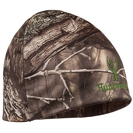 Huntworth Youth Hidden Camo Reversible Beanie, E-5540-Y-HDN/BZ