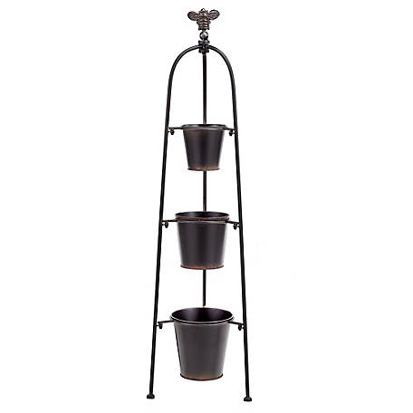 Red Shed 3-Tier Bee Planter