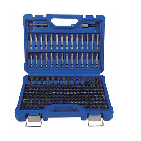 Olympia 210-Piece Screwdriver Bit Set, 703-251-101