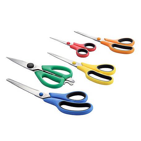 Barn Star 5 pc. Scissors Set, B71708