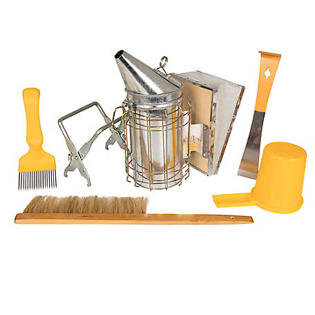 Ware Home Harvest 6 pc. Beekeeping Accessory Set, 18005