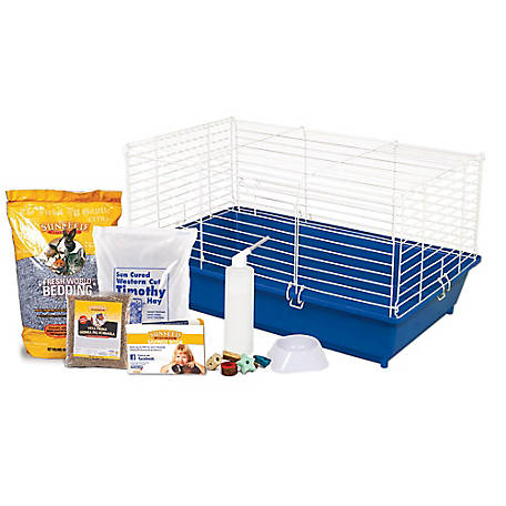 Ware Home Sweet Home Sunseed Guinea Pig Starter Kit, 1821