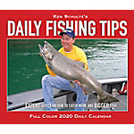 Willow Creek Press Ken Schultz Daily Fishing Tips 2020 Box, 8911