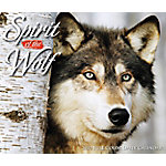 Willow Creek Press Spirit Of The Wolf 2020 Box Calendar, 8966