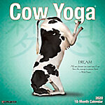 Willow Creek Press Cow Yoga, 6061