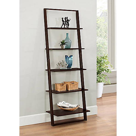 4D Concepts Arlington Ladder Bookcase, 89835