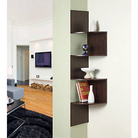 4D Concepts Corner Shelving Unit, 99300