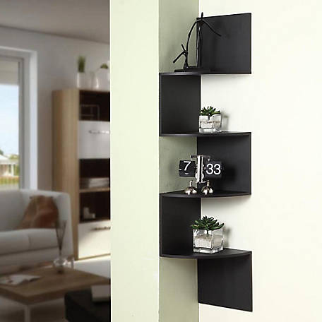 4D Concepts Corner Shelving Unit, 99900