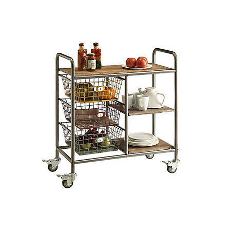 4D Concepts Kitchen Trolley, 148022