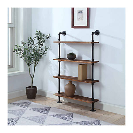 4D Concepts Four Shelf Piping Unit, 621140