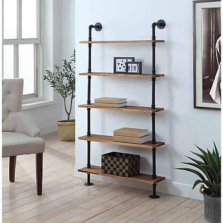 4D Concepts Five Shelf Piping Unit, 621150