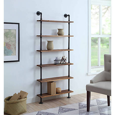 4D Concepts Six Shelf Piping Unit, 621160