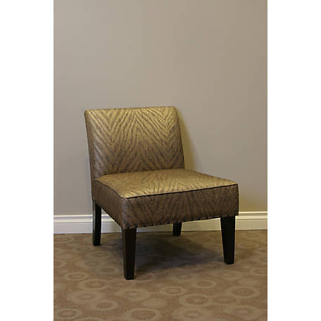 4D Concepts Upholstered Accent Chair, 773511