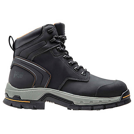 Timberland PRO Men's 6 in. Stockdale Alloy Toe TB01064A001