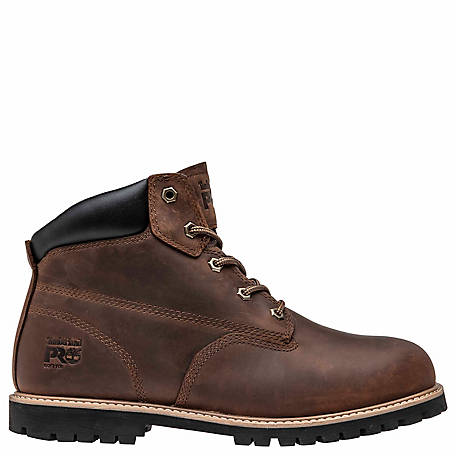 Timberland PRO Men's 6 in. Gritstone Soft Toe TB0A1WG2214