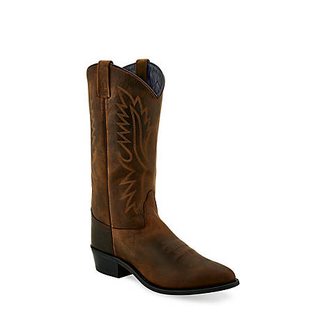 Old West Men's Western Boot, OW2011