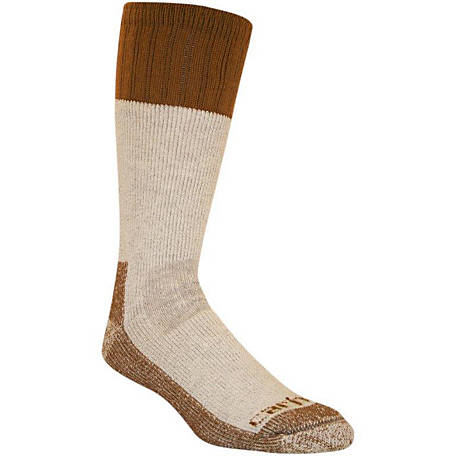 Carhartt Boy's Cold Weather Boot Sock Brown CHBA6600B1U4001