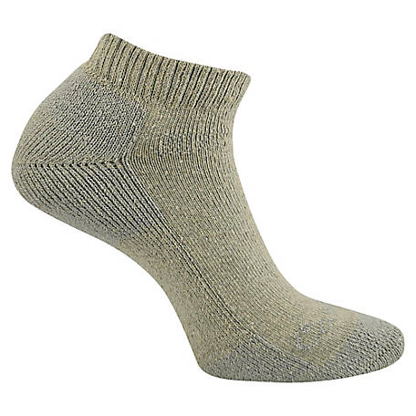 Carhartt Ladies Lowcut Work Sock 3-Pack