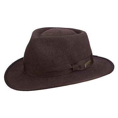 Indiana Jones Wool Felt Boys Indiana Jones Hat, 551B