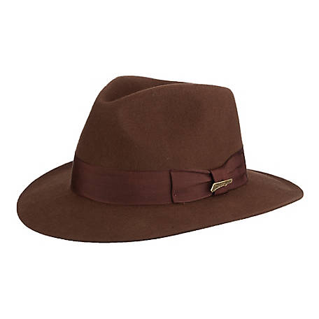 Indiana Jones Wool Felt Indiana Jones Hat, IJ551
