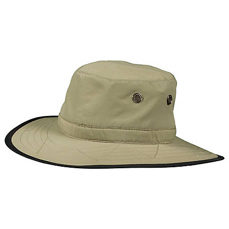 DPC Supplex Dim Brim Hat Fossil Hat, MC288