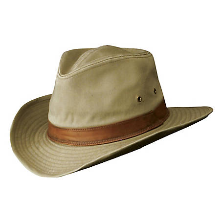 DPC Shapeable Outback with Leather Hat, MC68