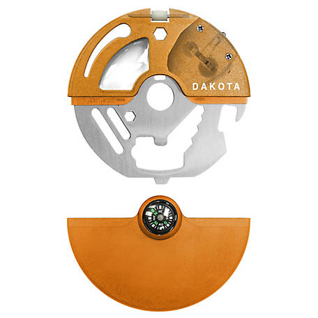 Dakota Survival Disc, Orange, 91029