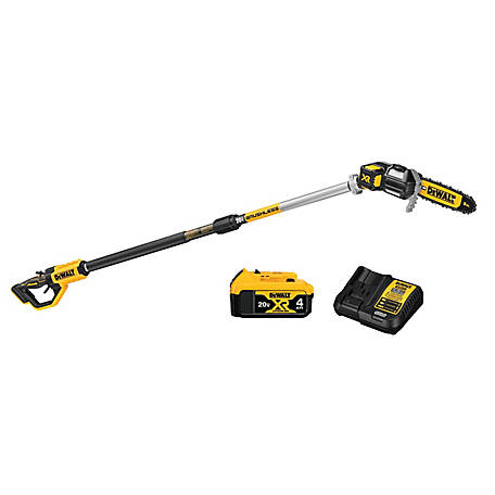 DeWALT 20V Pole Chainsaw, DCPS620M1
