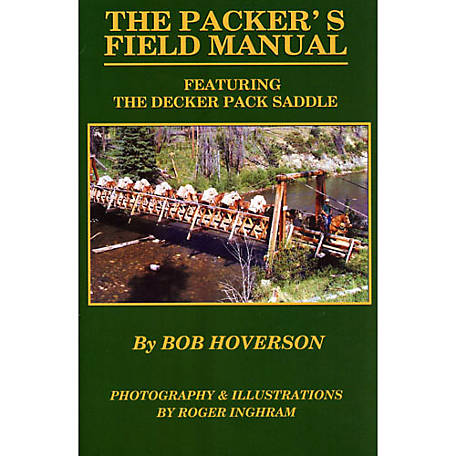 Outfitters Supply The Packers Field Manual By Bob Hoverson, WBKPFM