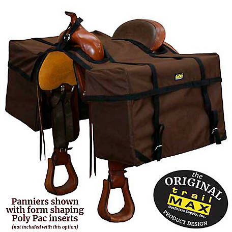 TrailMax Saddle Panniers, WPA140