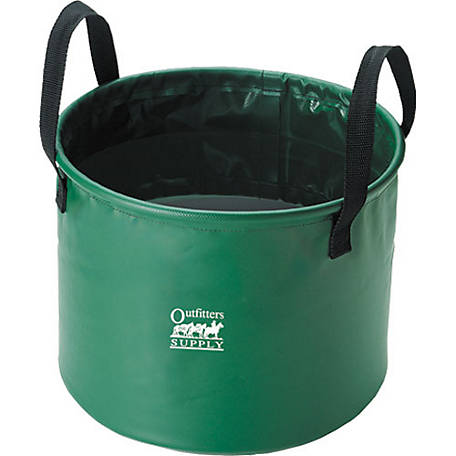 TrailMax Collapsible 6.5 gal. Water Trough, WPH162