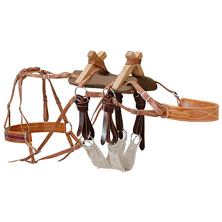 Outfitters Supply Classic Sawbuck Pack Saddle Wood Tree, WPS200-1