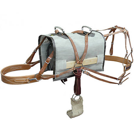 Outfitters Supply Classic Decker Pack Saddle Modififed Tree Mesh Half-Breed, WPS450
