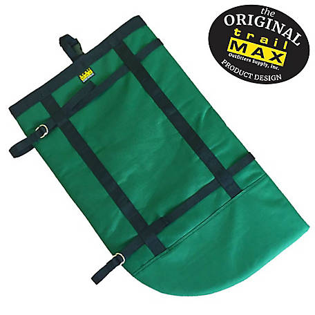 TrailMax Bow Scabbard Green, WSC110-GR