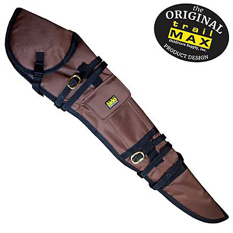 TrailMax Rifle Scabbard Right Hand Brown, WSC135-BR