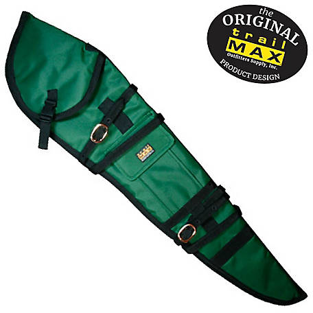 TrailMax Rifle Scabbard Right Hand Green, WSC135-GR
