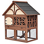Zoovilla Tudor Rabbit Hutch, PH0010010800