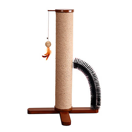 Zoovilla Purfect 3In1 Scratcher Post, TOY0112010800