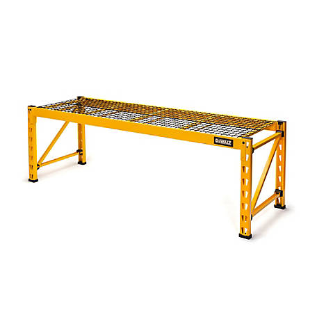 DeWALT 1-Shelf Industrial Storage Rack Extension Kit for DeWALT DXST10000 Storage Rack, 41545
