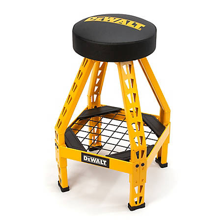 DeWALT DXSTFH030 Swivel Shop Stool, 41561