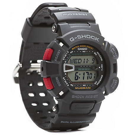 G SHOCK Digital Mudman G9000-1V