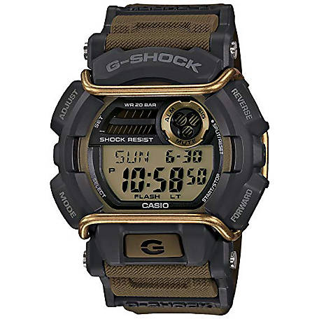 G SHOCK Active Sport Olive Green GD400-9CR