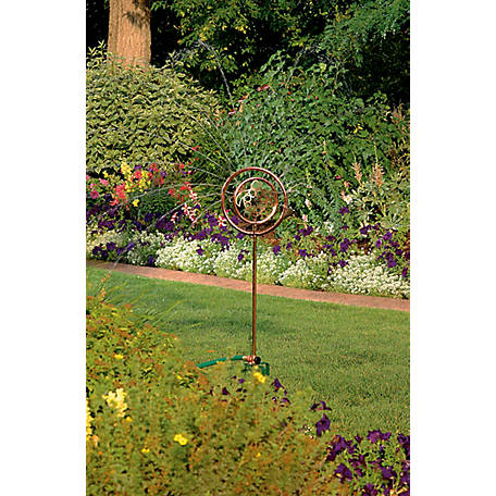 Orbit Ornamental Spinning Sprinkler, 24605