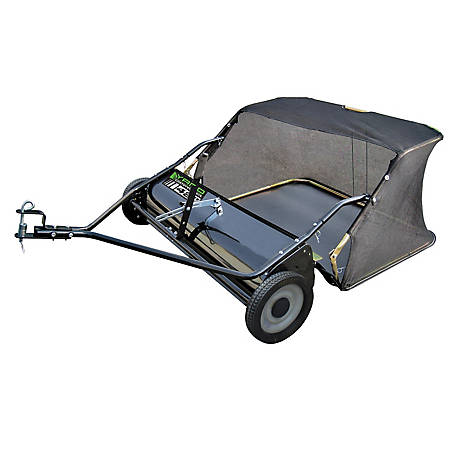 Yard Commander 42 in. Towbehind Lawn Sweeper, YTL-002-124, YTL-002-124